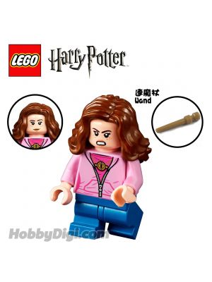 LEGO 散裝人仔 Harry Potter: Hermione Granger with Pink Jacket