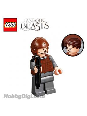 LEGO 散裝人仔 Harry Potter Fantastic Beasts: Jacob Kowalski with Helmet and Umbrella