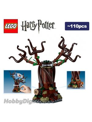 LEGO Loose Decoration Harry Potter: Whomping Willow Tree