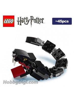 LEGO Loose Machine Harry Potter: Basilisk creature