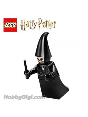 LEGO Loose Minifigure Harry Potter: Death Eater with wand