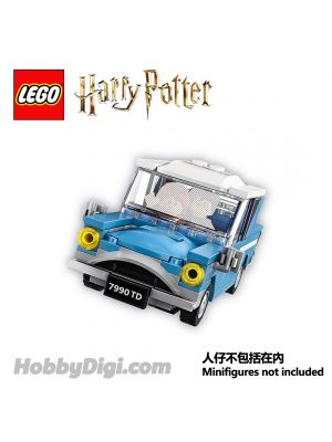 LEGO 散裝淨機 Harry Potter : Flying Ford Anglia