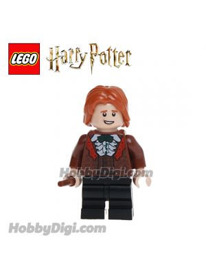 LEGO Loose Minifigure Harry Potter : Ron with Christmas Jumper