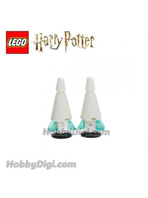 LEGO Loose Accessories Harry Potter : Two Small Christmas Trees