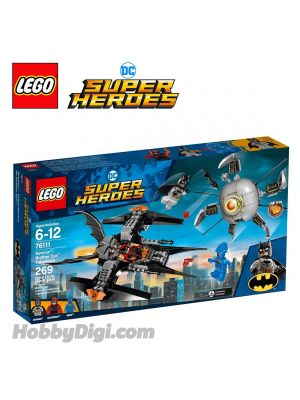 LEGO DC Comics Super Heroes 76111: Batman: Brother Eye Takedown