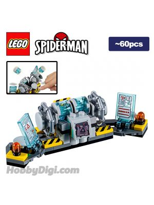 LEGO Loose Decoration Marvel: Power generator