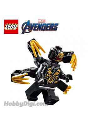 LEGO 散裝人仔 Marvel: Outrider with Extended Arms and Claw