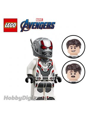 LEGO Loose Minifigure Marvel: Ant-Man with Avengers Team Suit