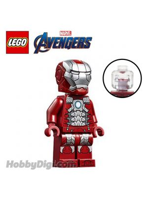 LEGO Loose Minifigure Marvel: Iron Man MK 5