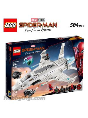 LEGO Marvel Superheroes 76130: Stark Jet and Drone Attack