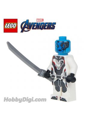 LEGO 散裝人仔 Marvel: Nebula with Sword