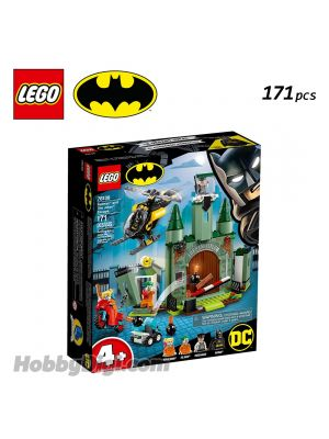 LEGO DC Comics Superheroes 76138: Batman and The Joker Escape