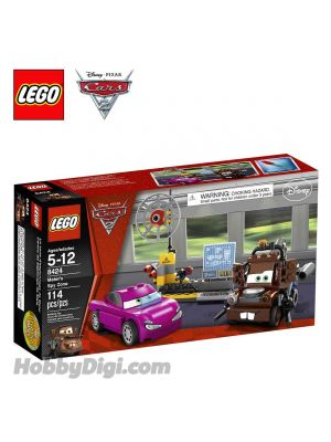 LEGO Disney Planes & Cars 8424: Mater's Spy Zone