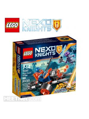 LEGO NEXO Knights 70347: Kings Guard Artillery