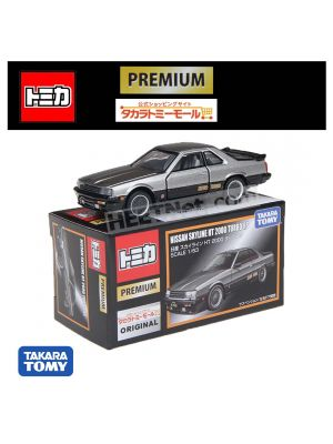 Tomica Premium Tomica Mall limited Diecast Model Car - Nissan Skyline HT 2000 Turbo RS