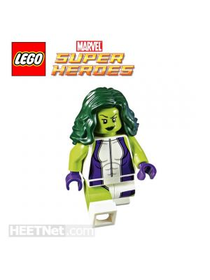 LEGO Loose Minifigure: She-Hulk