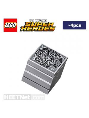 LEGO Loose Accessories DC Comics: Mother Box Grey