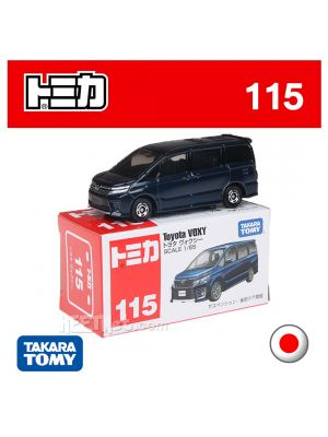 Tomica Diecast Model Car No115 - Toyota VOXY
