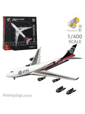 Tiny City 1:400 Airplane Model - Boeing 767-300 Airplanes SF Express