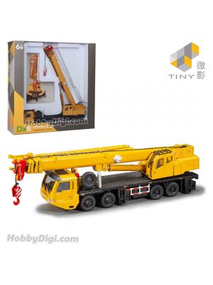 Tiny City Diecast Model Car - Dx8 Mobile Crane