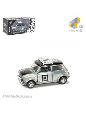 Tiny City 1:50 Diecast Model Car -  Mini Cooper Mk 1 2010's