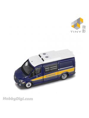 Tiny City Diecast Model Car 51 - Mercedes-Benz Sprinter HKCS
