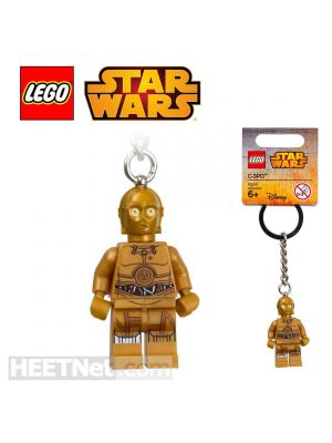 LEGO Key chain 853471 Star Wars: C3PO