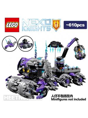 LEGO 散裝淨機 Nexo Knights: Jestro s Headquarters