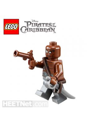 LEGO 散裝人仔 Pirates of the Caribbean: Gunner Zombie