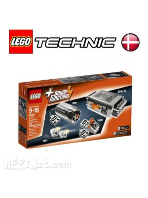 LEGO Technic Power Functions 8293:Motor Set