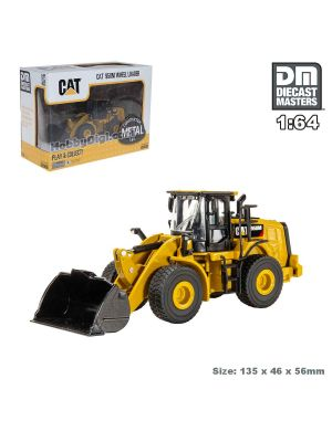 Diecast Masters 1:64 Diecast Model Car - CAT (Caterpillar) 950M Wheel Loader