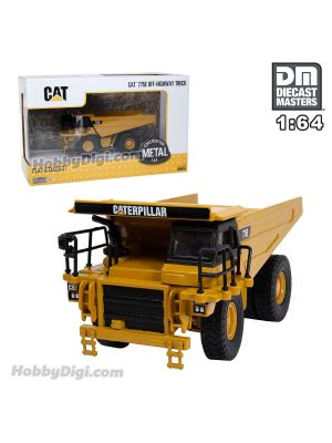 Diecast Masters 1:64 Diecast Model Car - Cat 775E Off-Highway Truck