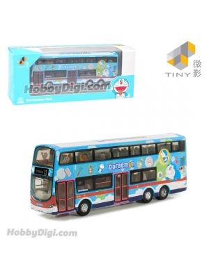 Tiny City 1:110 Diecast Model Car - Doraemon B9TL Bus