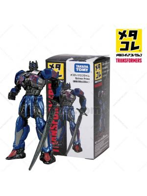 Metacolle Metal Figure - Optimus Prime The Last Knight Version