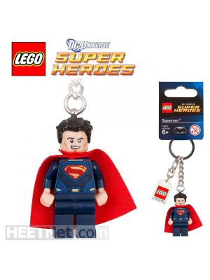 LEGO Key chain 853590 DC Comics: Superman Navy
