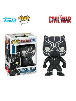 Funko Pop! Marvel 130: Black Panther