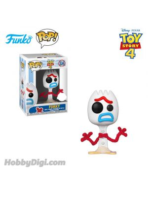 Funko IE Pop! Disney系列 534: Toy Story 4 - Forky