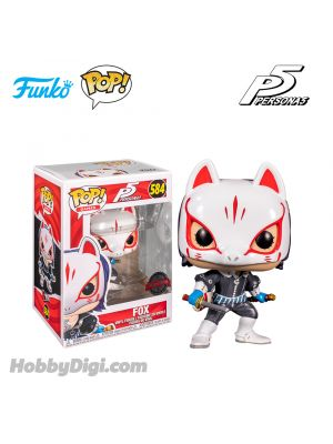 Funko Pop! Games 584 : Fox