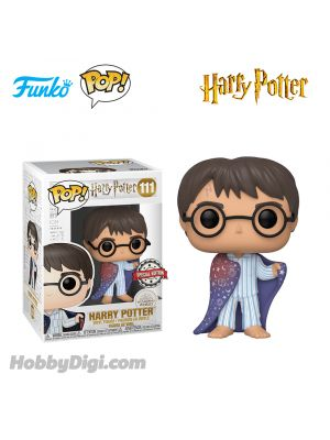 Funko Pop! Movie 111 : Harry Potter in Invisibility Cloak