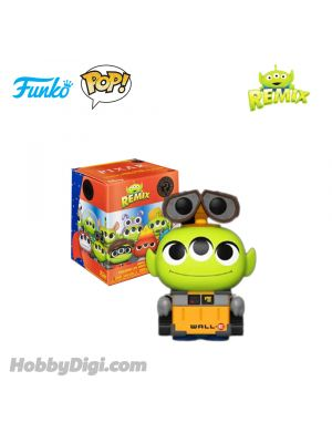 Funko Pop! Disney Alien Remix Mystery Minis : Pixar Alien as Wall.E