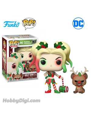 Funko Pop! DC 357: Harley Quinn with Helper