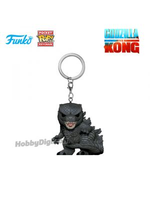 Funko Pop! Pocket Keychain: Godzilla