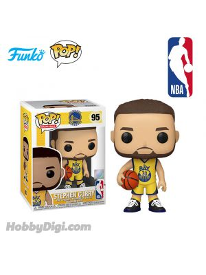 Funko Pop! Sports 95 : Golden State Warriors - Stephen Curry (Alternate)