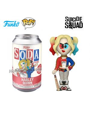 Funko Pop! Soda Figure : Harley Quinn