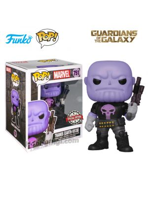 Funko Pop! Marvel 751: 制裁者 魁隆Thanos (Earth-18138)