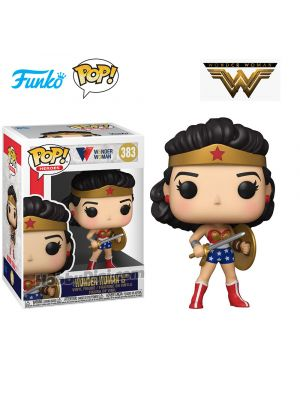 Funko Pop! DC 383: Wonder Woman Golden Age