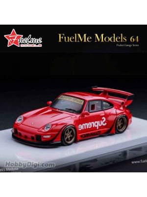 FuelMe 1:64 Limited Resin Model Car - RWB993 Medusa Supreme