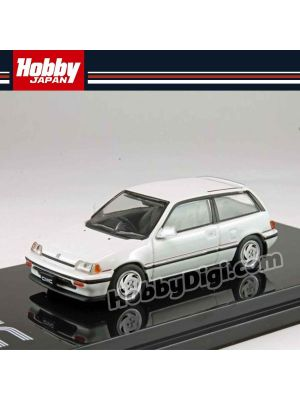 Hobby JAPAN 合金車 - 1/64 Honda CIVIC Si (AT) Special Edition 1986