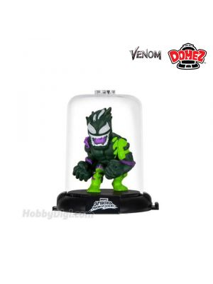 Domez Marvel collectible 盒玩 PVC模型 - No. 522 變形俠醫Hulk