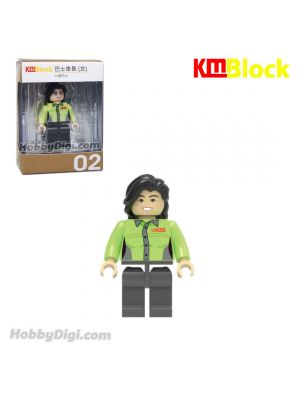 Tiny KMBlock 02 - Bus Captain (Female)